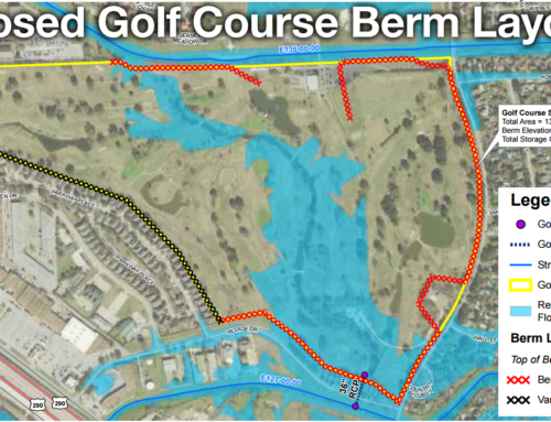 The Truth About the Golf Course Berm