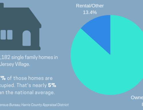 Jersey Village Housing Facts
