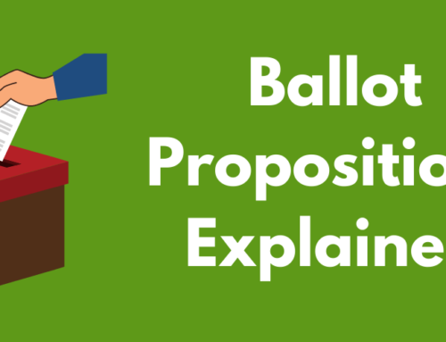 Jersey Village 2021 Ballot Propositions Explained